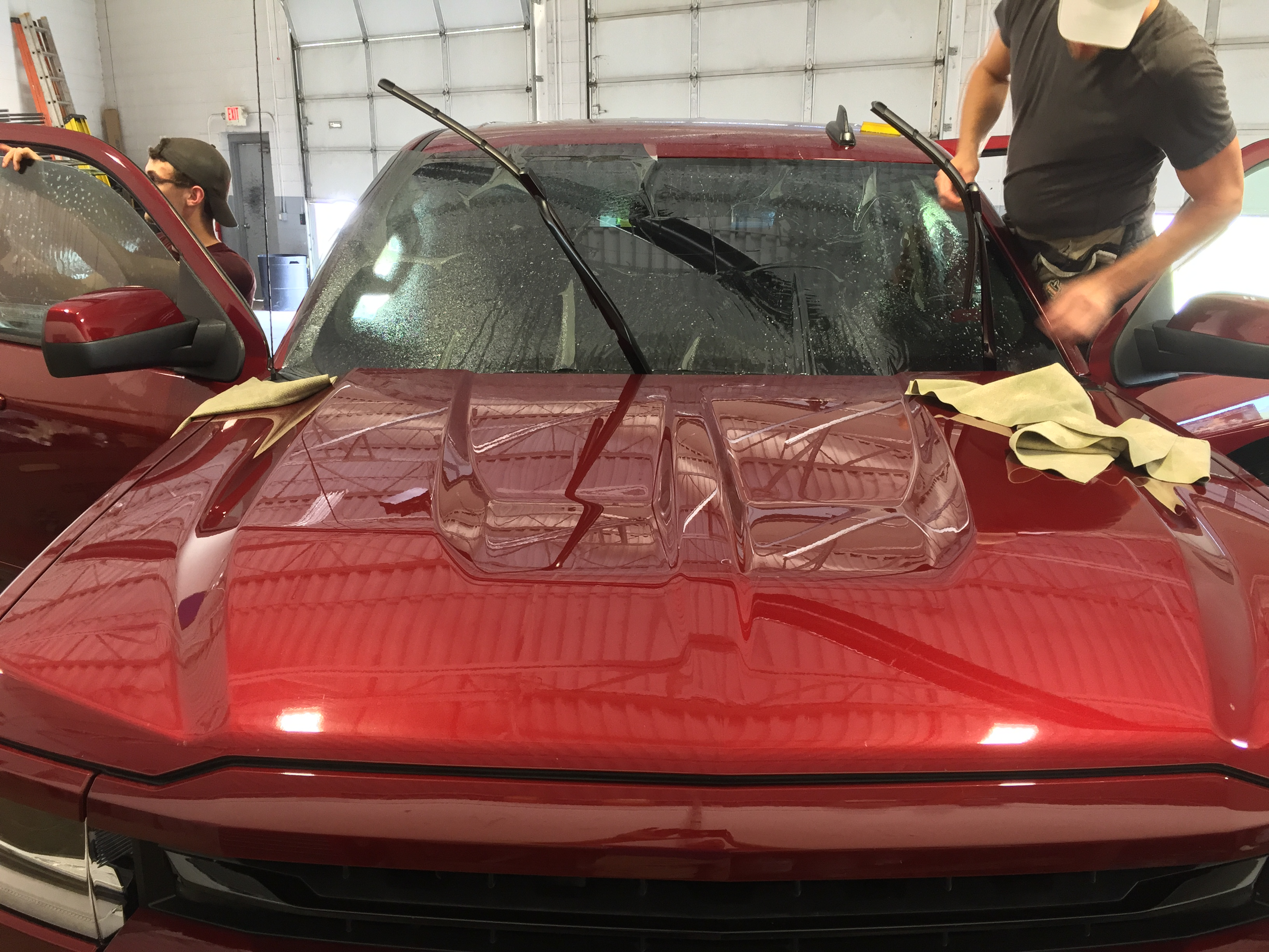 Auto Glass Replacement and Repair Washington, MI